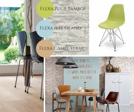 Interieur Inspiratie Je huis inrichten met natuurlijke kleuren ...