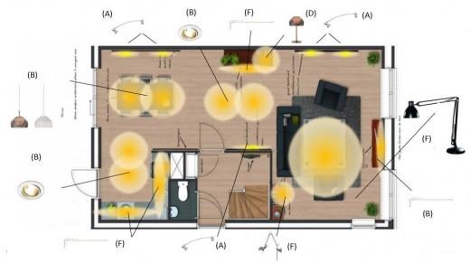 Interieur Inspiratie Zelf een lichtplan maken