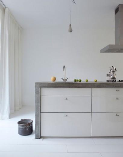 Interieur Inspiratie Beton in de keuken - Interieur Inspiratie