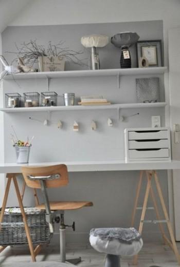 bureau thuiswerkplek