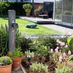 Wereldprimeur: automatische tuin