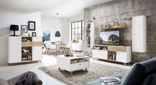 Interieur inspiratie wit witter witst for Witte meubels woonkamer
