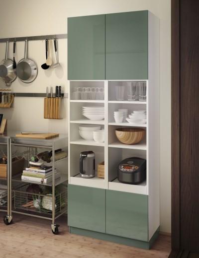 Interieur inspiratie ikea lanceert design voor een keuken - Kallarp cucina ikea ...