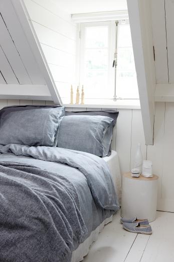 house in styl slaapkamer