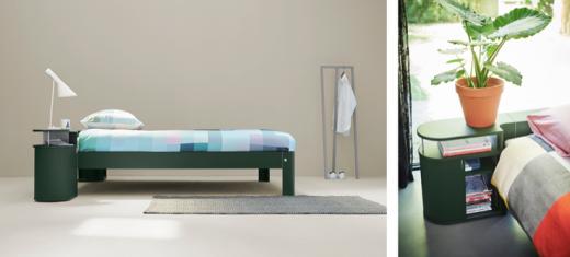 Slaapkamer Bedden Auping.Auping Introduceert Nieuw Kleurenpalet In De Slaapkamer