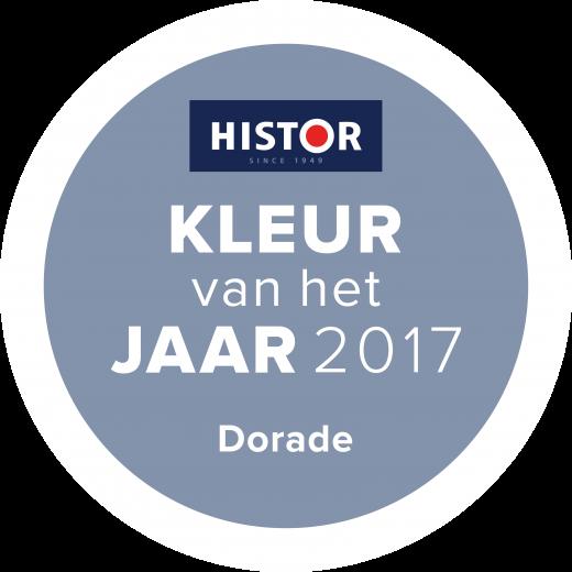 Histor Logo Kleur van het jaar