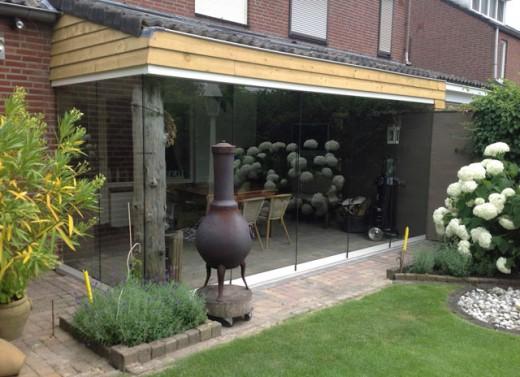 Inrichting Overkapping Tuin : Een nieuwe tuin? neem een terrasoverkapping!