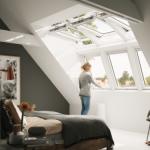 Voeg meer daglicht, frisse lucht én extra ruimte toe aan de zolder