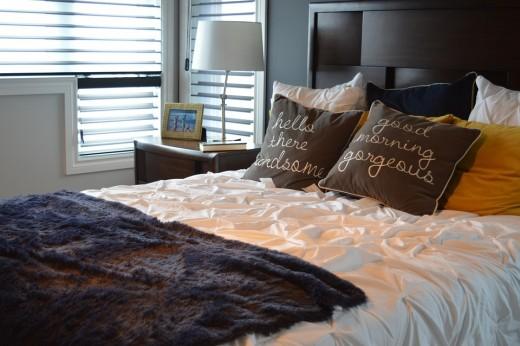 lichtplan slaapkamer