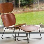 De populaire Miller Lounge chair krijgt een grote broer met nog meer comfort