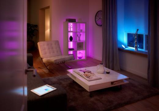 interieur inspiratie inbouwspots voor hue gu10