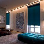 Kleur met raamdecoratie