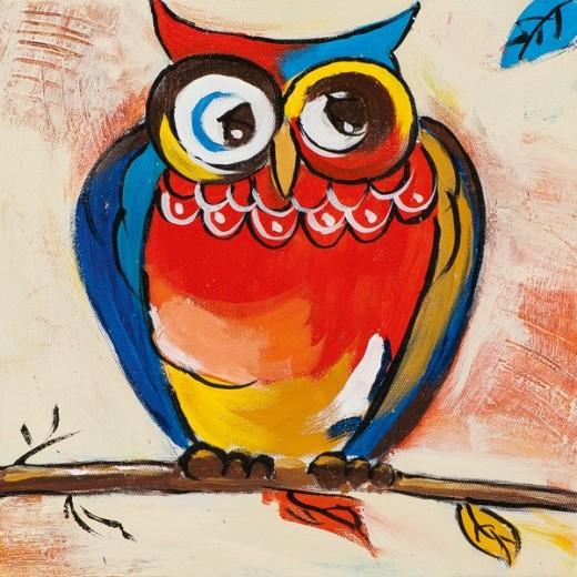 jongenskamer schilderij