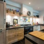 Grote ruimte, grote keuken