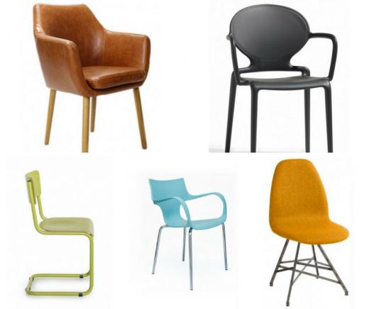 10 x comfortabele stoelen