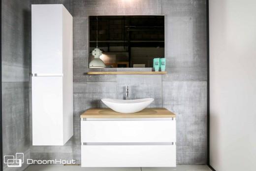 Ruimte in je badkamer