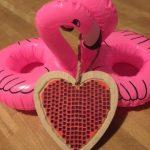 Maak je eigen hart voor valentijn