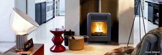 huis verwarmen pellets