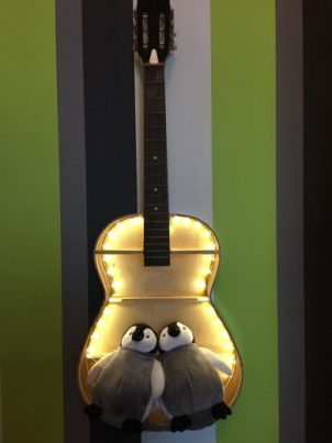 Mijn gitaarkastje
