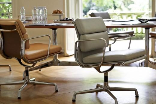 Vitra Soft Pad Chair Design bureaustoel