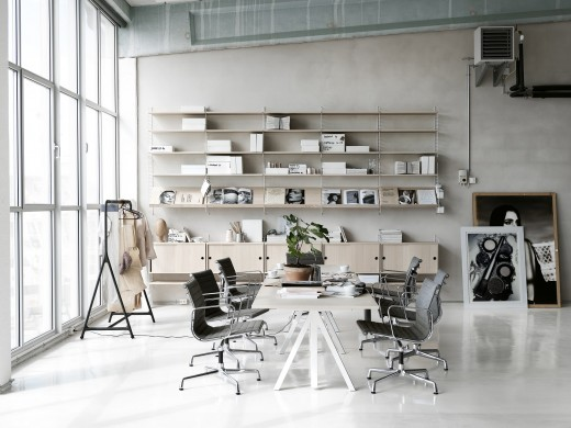 Vitra bureaustoelen