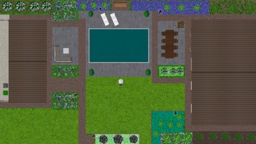pokon tuin ontwerpen