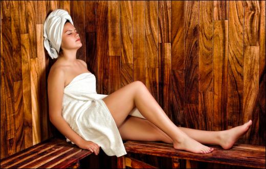 sauna in eigen huis