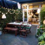 Lekker buiten eten en genieten van mooie zomeravonden