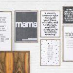 PRINTCANDY lanceert nieuwe collectie posters voor moederdag