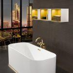 Luxe in de badkamer