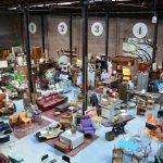 Loods 040: 700 m2 vintage, industrieel design, antiek in één grote Loods
