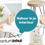 Natuur in je interieur