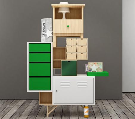 Ikea Hacks Oftwel Maak Nieuwe Meubels Met Ikea Items