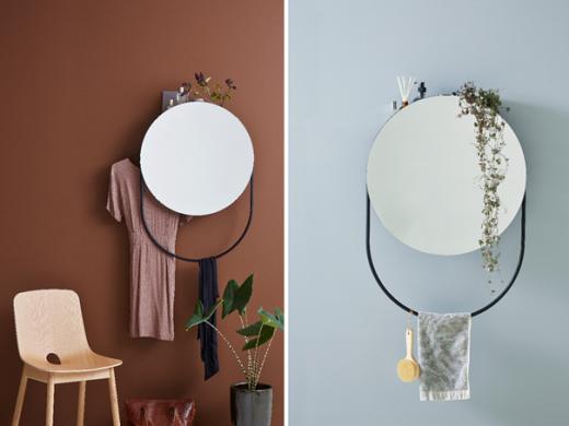 woud design spiegel
