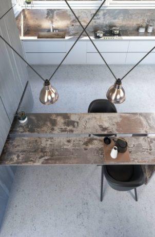 "Daniel Germani en Dekton® by Cosentino presenteren baanbrekende nieuwe ""Industrial"" Collection"