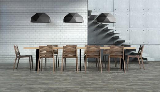 Interieur inspiratie koele betonlook