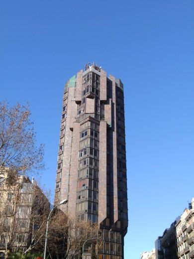 barcelona woonkamer
