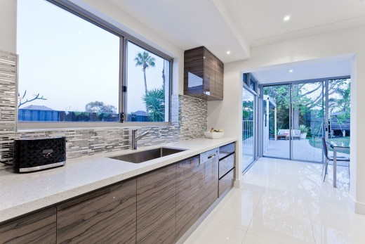 keukenwand