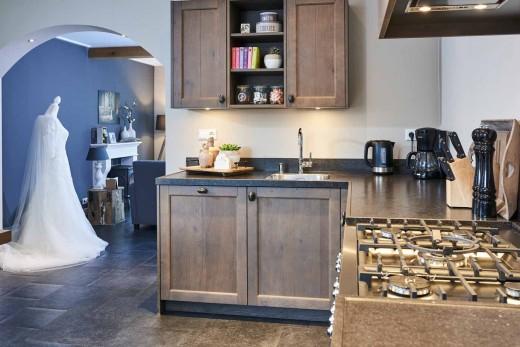 Landelijke-houten-keuken