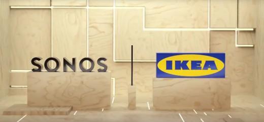 IKEA werkt samen met Sonos aan optimale geluidservaring thuis