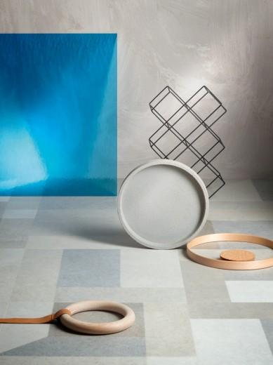 Abstracte vloeren