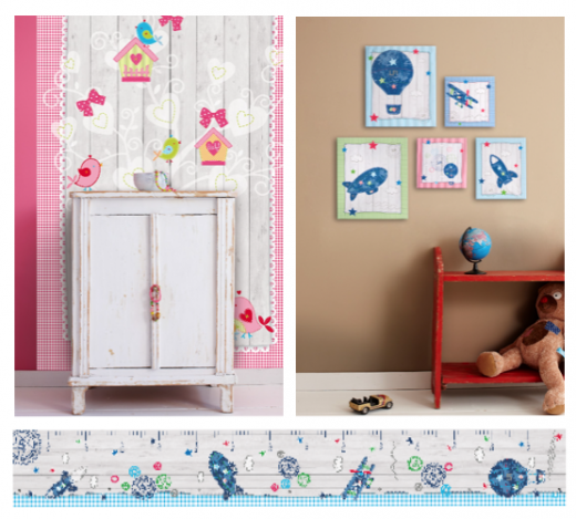 Vogeltjes Behang Lief.In Een Handomdraai Een Complete Kinderkamer Met Lief Lifestyle