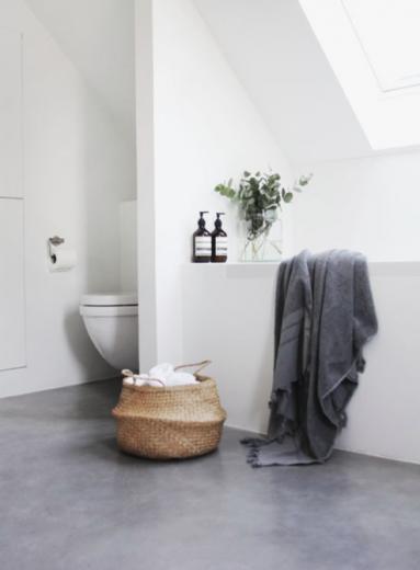 Uitgelezene De Scandinavische stijl in je badkamer ZY-38