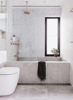 De Scandinavische stijl in je badkamer