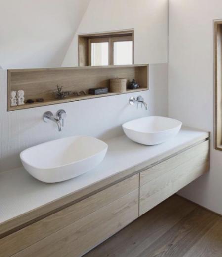 badkamer Scandinavische stijl