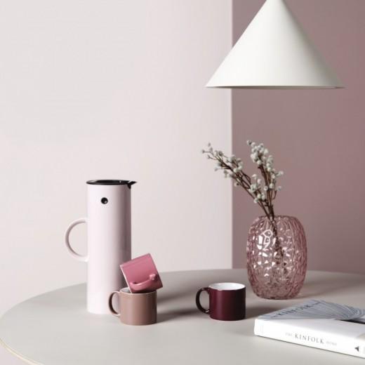 kleur interieur roze