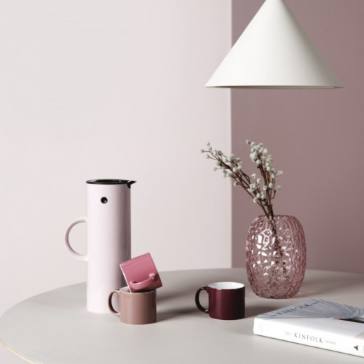 Interieur Inspiratie Kleurtrends 2018: roze & petrol