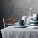 Een mooi gedekte tafel – De serviescollectie