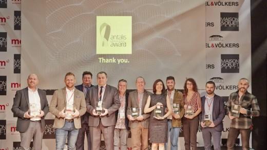 Winnaars Antalis Interior Design Awards zijn bekend