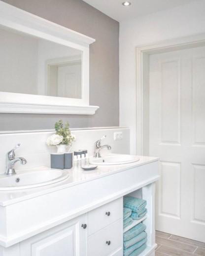 Tips voor een badkamer in landelijke stijl
